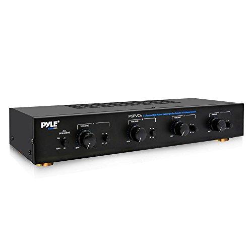 PyleHome PSPVC4 4-Kanal High Power Stereo-Lautsprecher